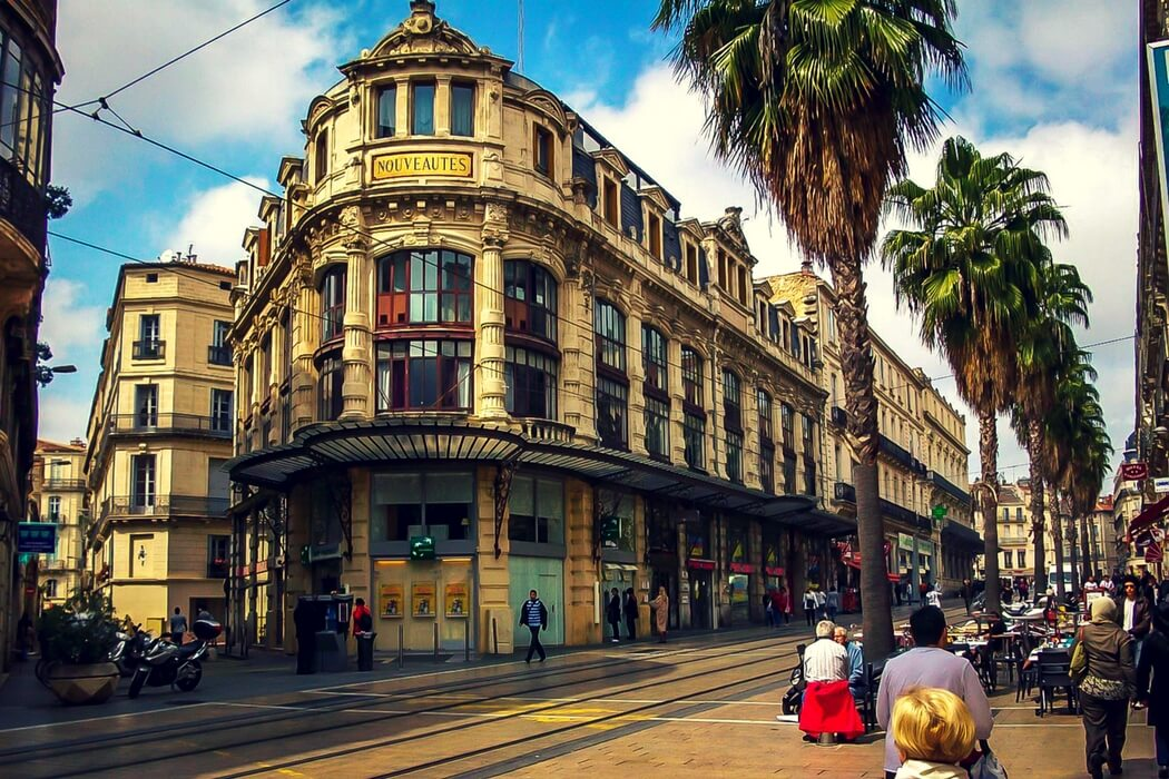 Ruas de Montpellier