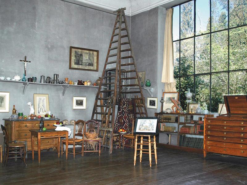 Atelier Cezanne em Aix