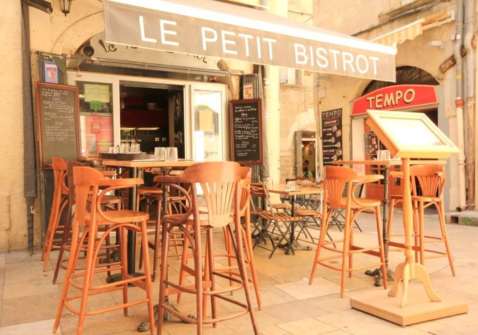Le Petit Bistrot em Montpellier