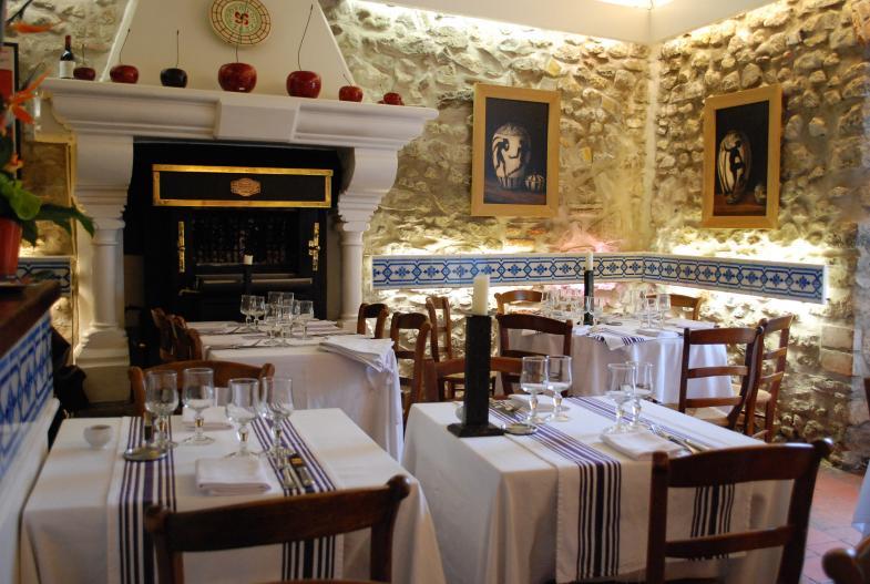 Restaurante Le Clos Basque em Biarritz