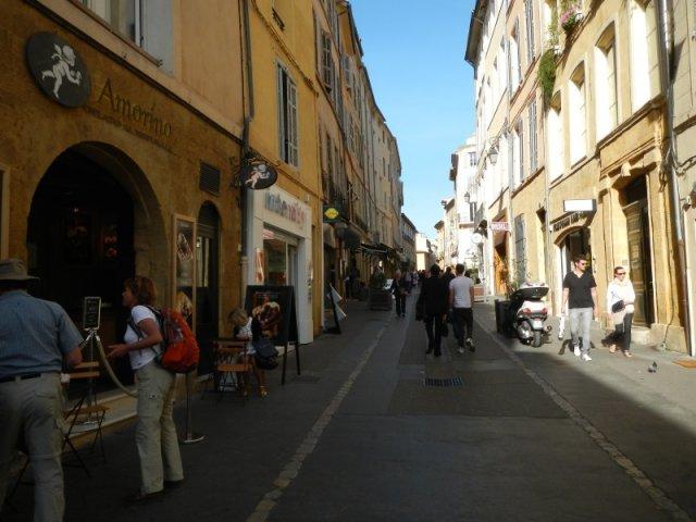 Aluguel de carro em Aix