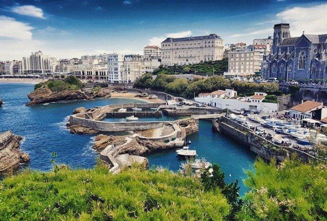 Como planejar uma viagem a Biarritz