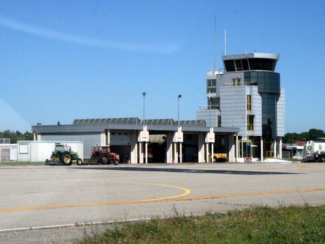 Aeroporto de Avignon