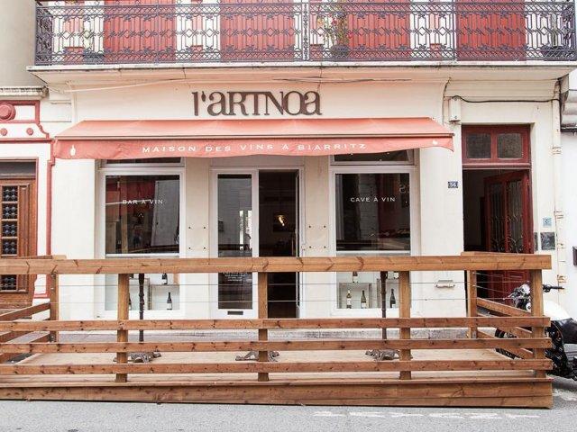 Melhores bares de vinhos em Biarritz