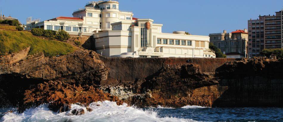Museu do Mar em Biarritz
