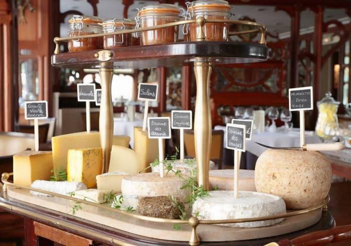Restaurante Hiély-Lucullus em Avignon