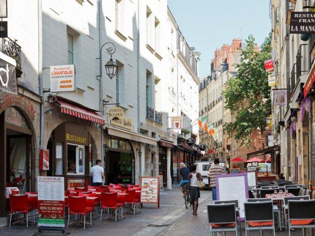 Onde ficar em Nantes: Melhores regiões