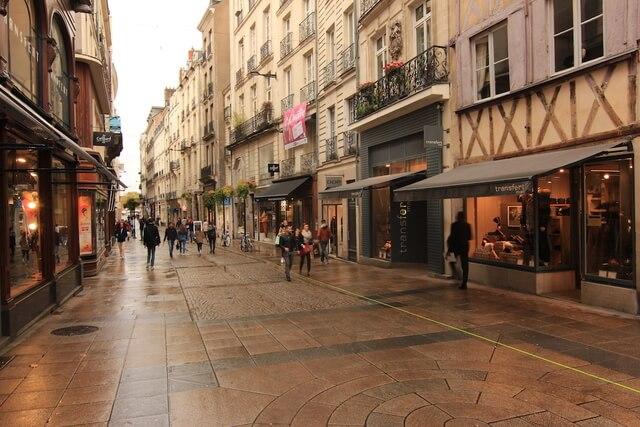 Vista de Nantes