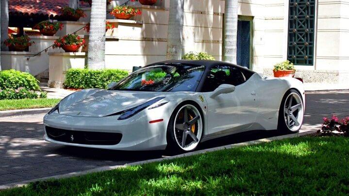 Ferrari em Montpellier