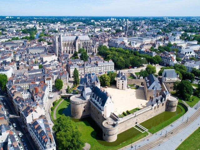 Roteiro de quatro dias em Nantes