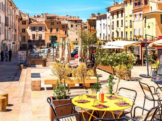 Onde ficar em Aix: Melhores regiões