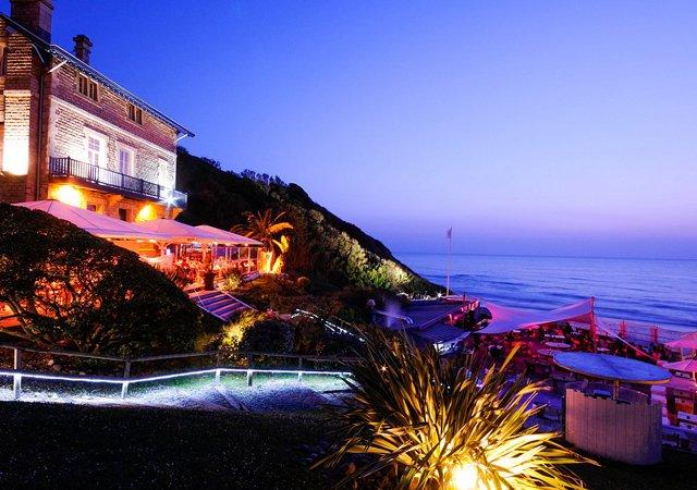 O que fazer à noite em Biarritz