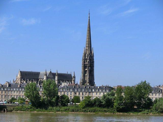 Basílica de Saint-Michael em Bordéus