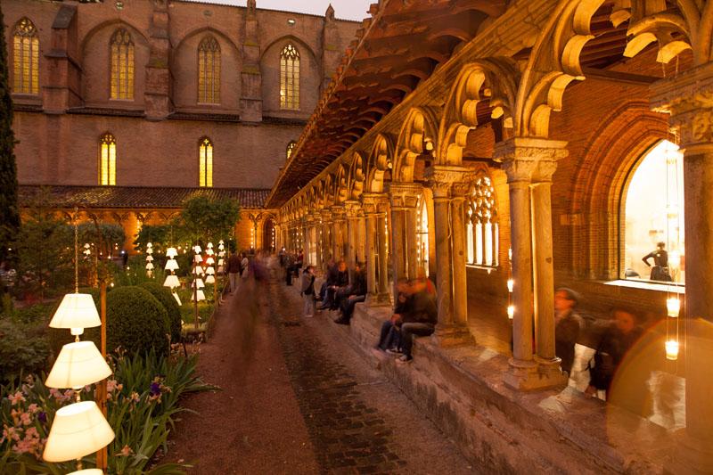 Exterior do Museu des Augustins de Toulouse