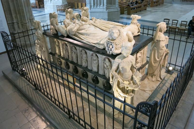 Túmulo de François II