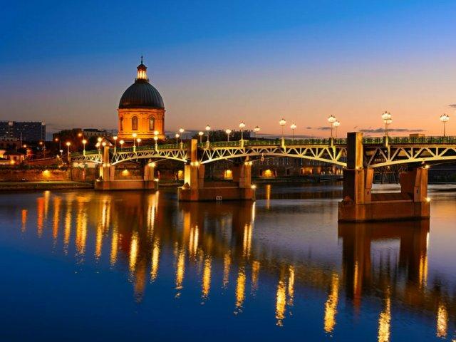 Roteiro de um dia em Toulouse