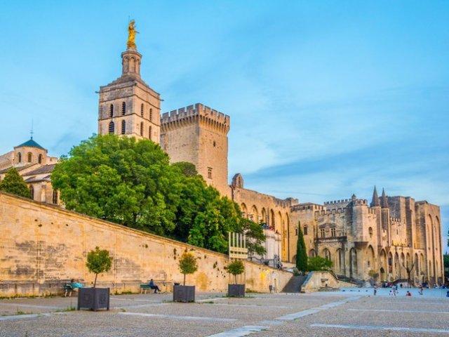 Passeios românticos em Avignon