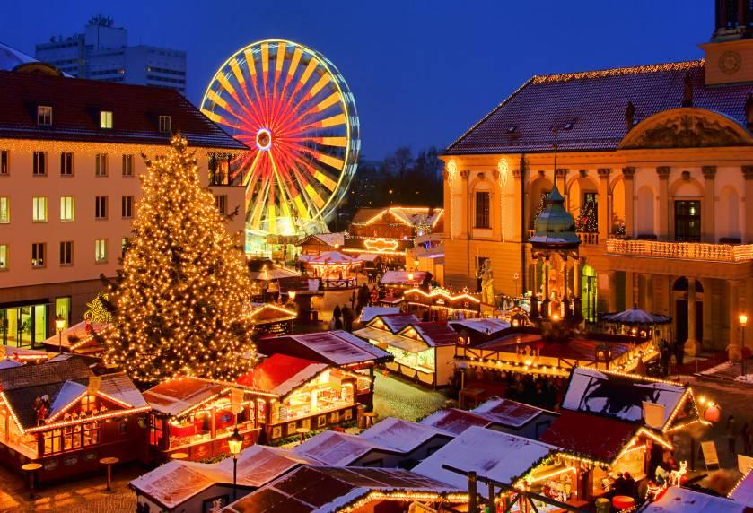 Natal em Lyon