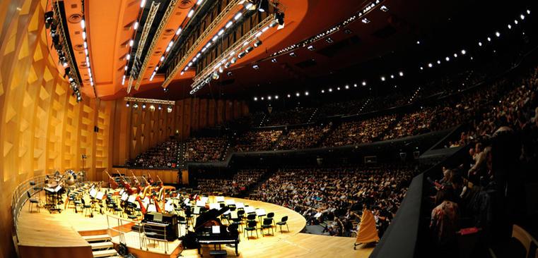 Orquestra em Lyon