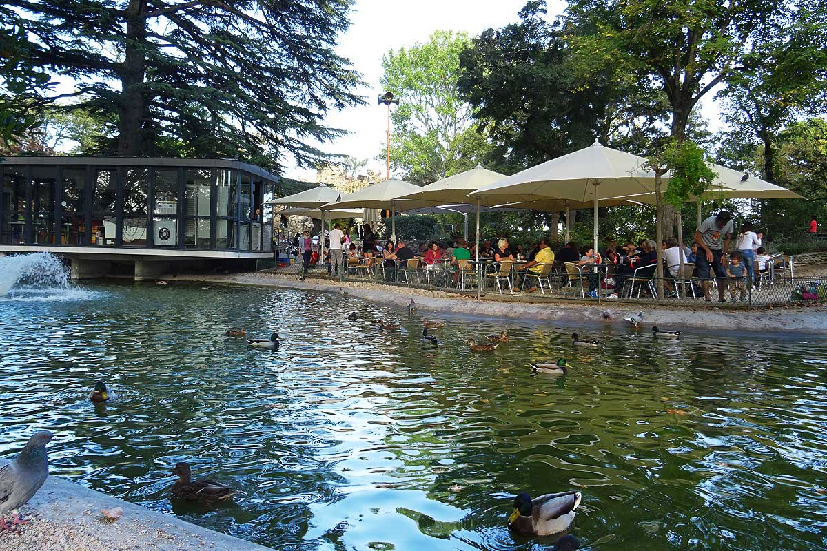 Rocher des Doms em Avignon
