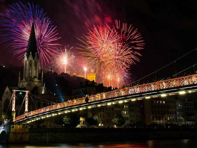 Ano novo em Lyon