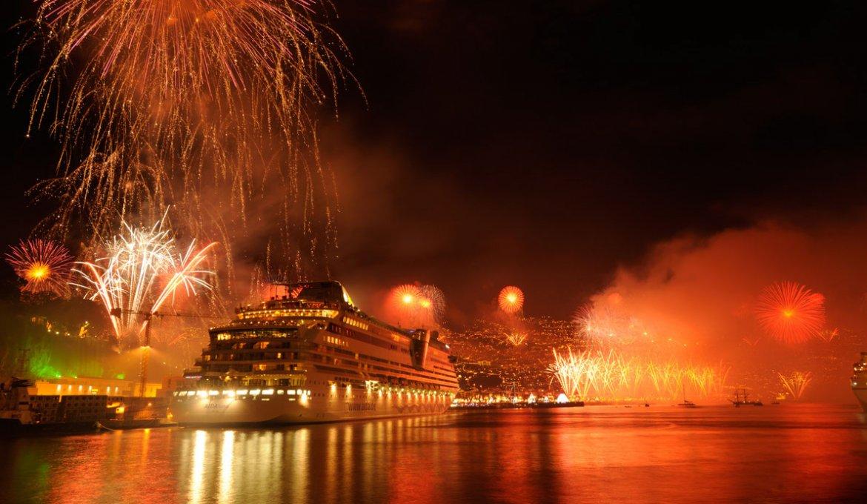 Ano Novo em Cannes