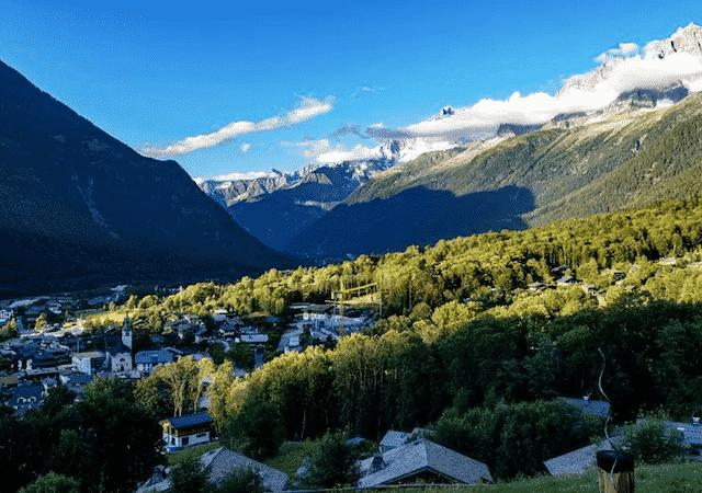 Chamonix na França