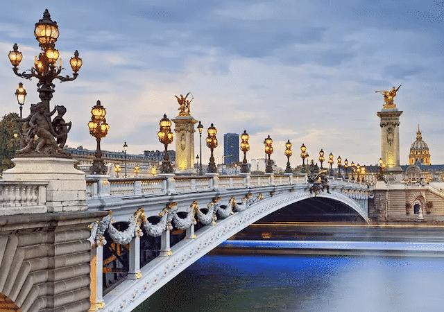 Pacote Hurb para Paris + Berlim + Londres por R$ 5619