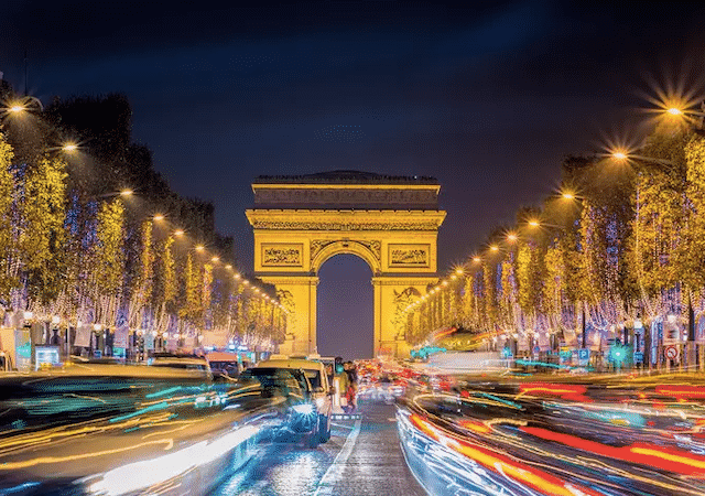 Pacote Hurb para Paris + Londres + Roma + Amsterdam por R$ 5339