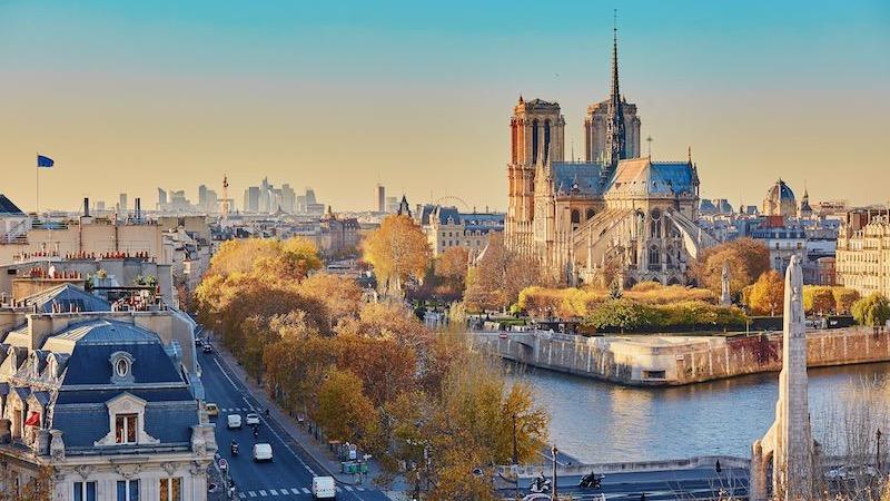 Pacote Hurb para Paris + Veneza + Roma por R$ 6789