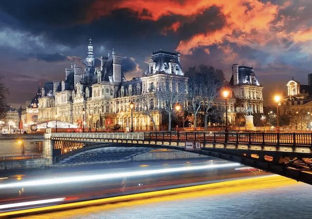 Pacote Hurb para Paris + Londres por R$ 6229